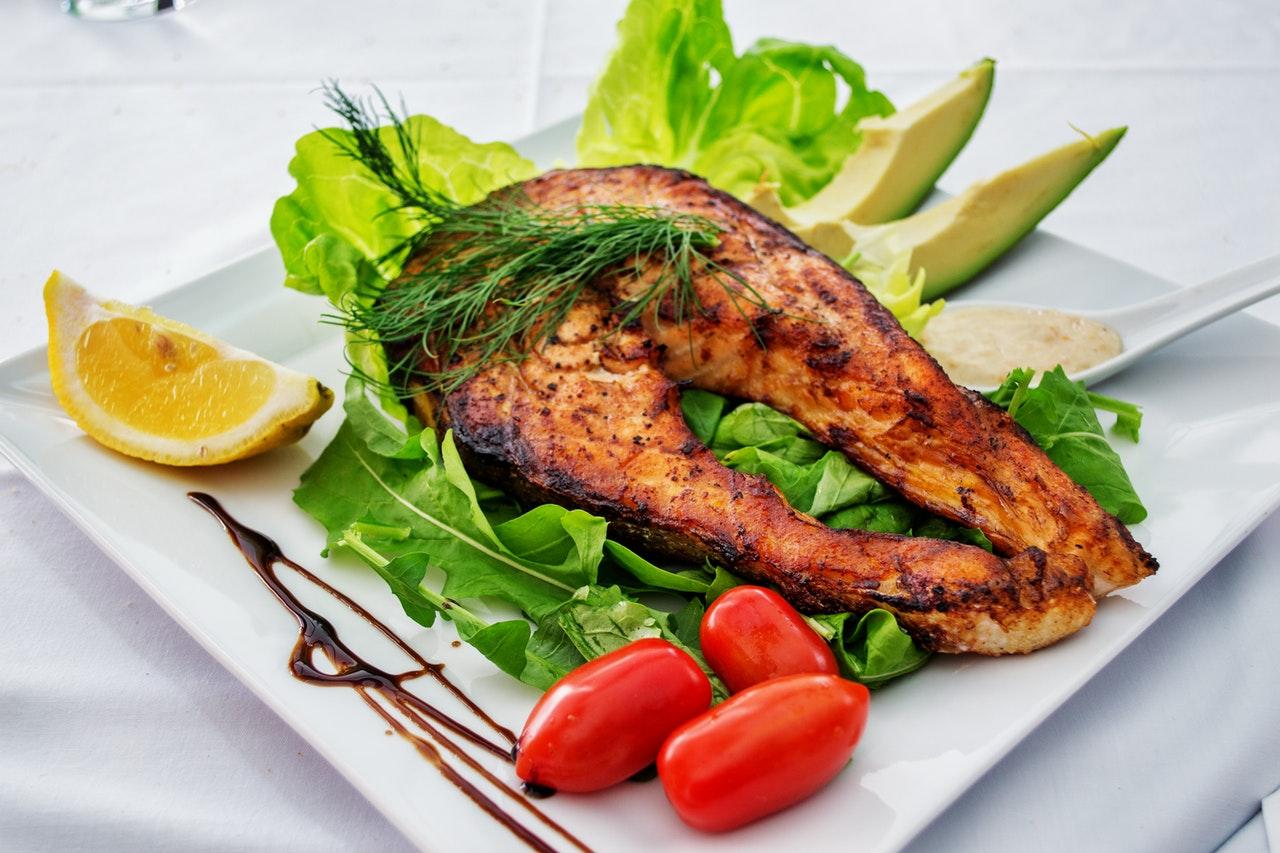 Блюда для сохранения диеты